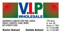 vip wholesale