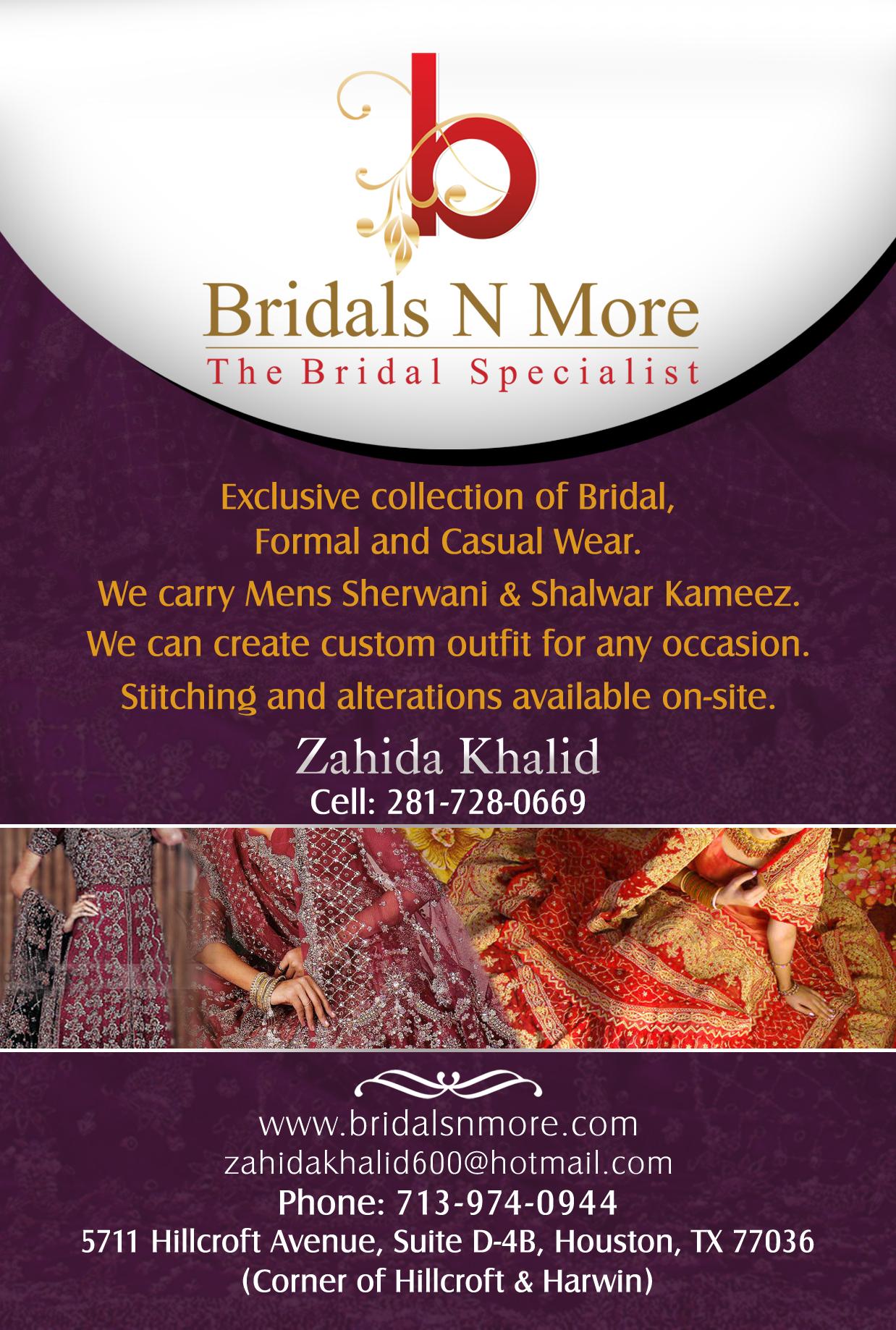 Bridal N More