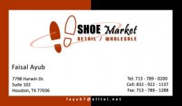 The Shoe Market Coupon